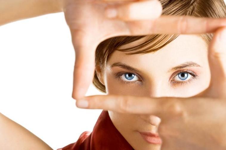 आँख का योग