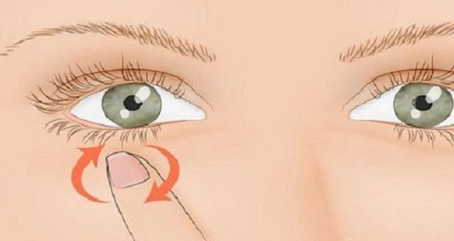 आँख फड़कना मतलब