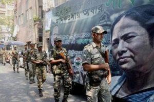 बंगाल पंचायत चुनाव