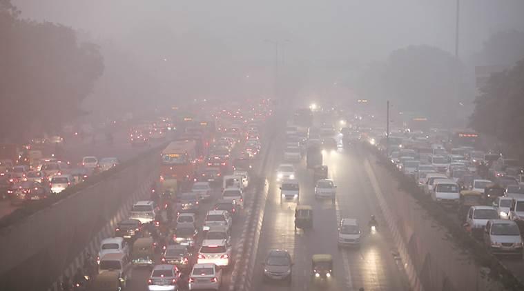 भारत वायु प्रदूषण