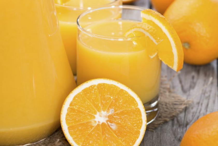 संतरे का जूस बनाने की विधि
