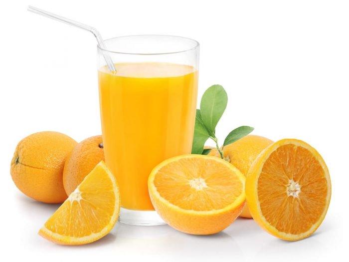 संतरे का जूस फायदे