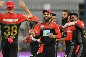 बैंगलोर हैदराबाद मैच