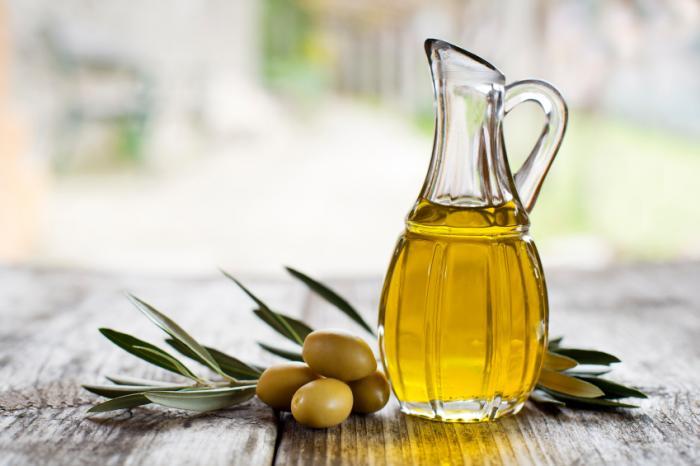 जैतून का तेल के फायदे