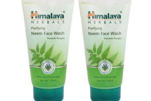 हिमालय नीम फेस वाश himalaya neem face wash in hindi