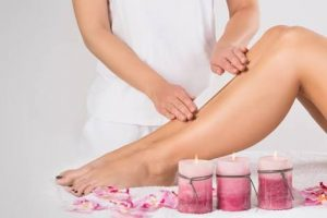 घर पर वैक्सिंग how to do waxing at home in hindi