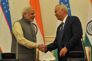 भारत उज्बेकिस्तान व्यापार