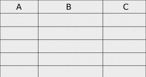 एमएस वर्ड में टेबल कैसे बनाएं how to create a table in ms word in hindi