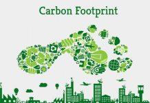 कार्बन फुटप्रिंट carbon footprint in hindi