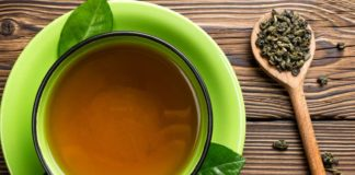 green tea side effects in hindi