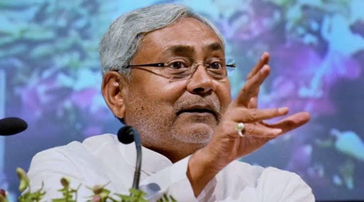 नीतीश कुमार बिहार