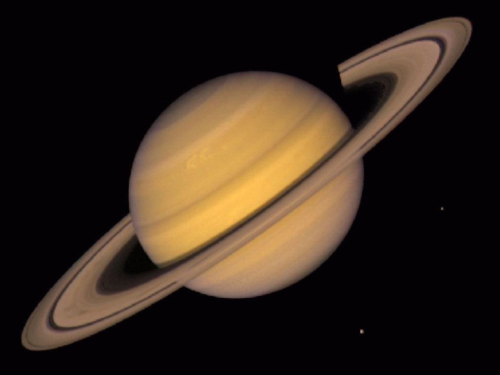 शनि ग्रह के छल्ले rings of saturn in hindi