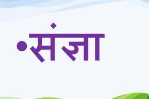 संज्ञा sangya in hindi