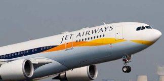 जेट एयरवेज संकट