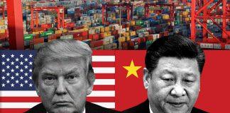 चीन अमेरिका व्यापार युद्ध