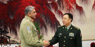 चीन-पाकिस्तान बातचीत