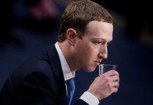 मार्क जुकरबर्ग फेसबुक