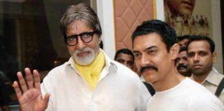 अमिताभ बच्चन और आमिर खान