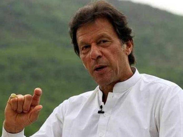 इमरान खान पाकिस्तान