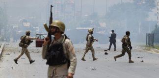 अफगानिस्तान तालिबान हमला