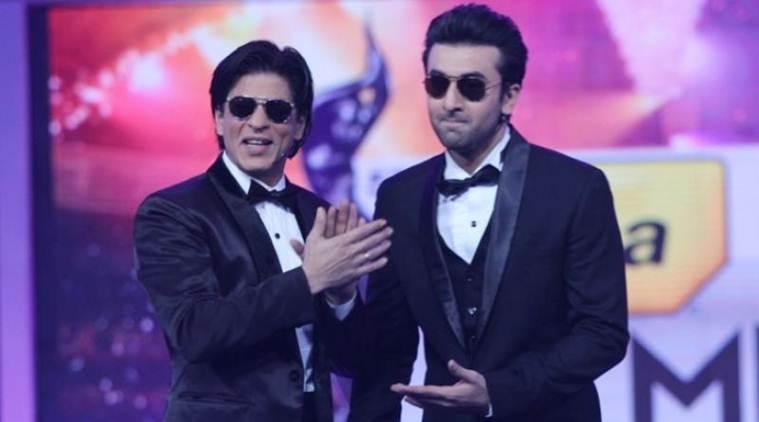 शाहरुख़ खान और रणबीर कपूर