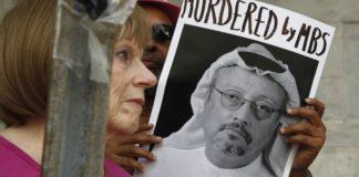 सऊदी पत्रकार जमाल