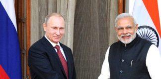 भारत रूस