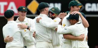 ऑस्ट्रेलियाई टीम