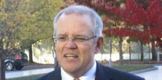 ऑस्ट्रेलिया के पीएम स्कॉट मोरिसन