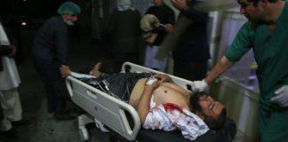 काबुल में हुआ आत्मघाती हमला