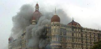 मुंबई में स्थित ताज पैलेस की तस्वीर