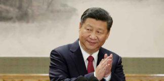 चीन के राष्ट्रपति शी जिनपिंग