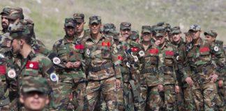 अफगानिस्तान के सुरक्षा कर्मी