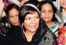 इमरान खान की बहन अलीमा खानम
