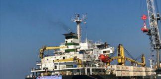 ईरान में स्थित चाहबार बंदरगाह