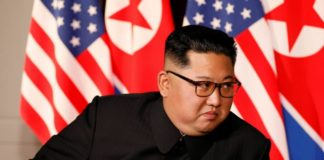 उत्तर कोरिया के नाता किम जोंग उन ने अमेरिका को चेताया