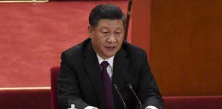 चीनी राष्ट्रपति शी जिनपिंग