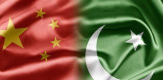 चीन और पाकिस्तान के राष्ट्रीय ध्वज, सैन्य विस्तार के लिए गोपनीय समझौता