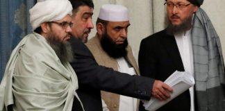 तालिबान के साथ सुलाह बातचीत