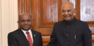 भारत और मालदीव के प्रगाढ़ होते रिश्ते