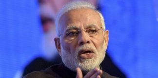 भारत के पीएम नरेन्द्र मोदी