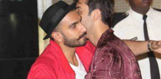 """रणवीर सिंह इस अभिनेता के साथ करना चाहते हैं """"अंदाज़ अपना अपना2"""" में काम"""
