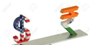 Dollar or Indian Rupee