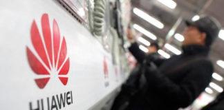 हावेई पर जापान ने लगाया प्रतिबन्ध