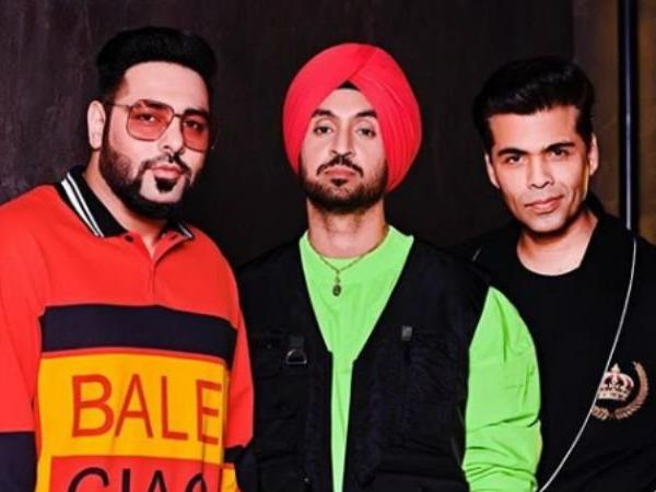 diljit dosanjh and badshah