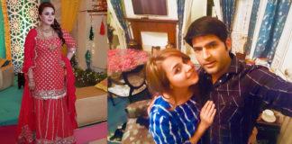 कपिल शर्मा गिन्नी चतरथ की शादी