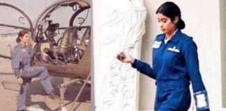janhavi kapoor's first look in gunjan saksena's biopic