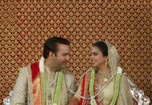 ईशा अम्बानी और आनंद पिरामल की शादी