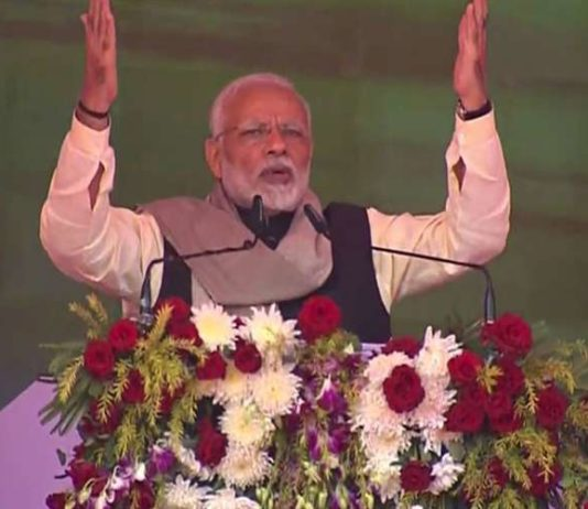 modi in raibareilly