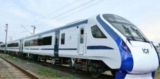 ट्रैन 18 बनी देश की सबसे तेज़ चलने वाली ट्रेन